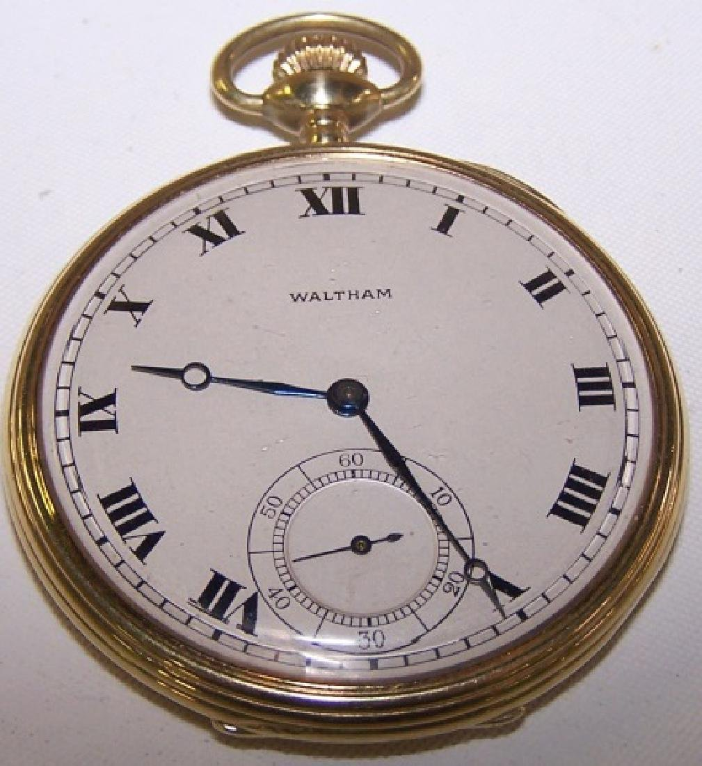 *GENTLEMEN'S POCKET WATCH