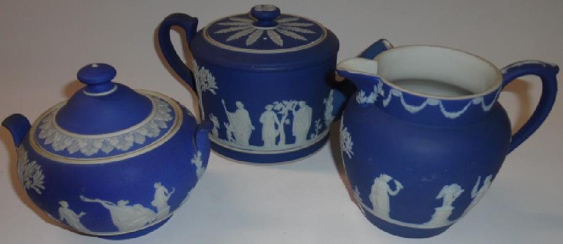 *3 PIECES OF WEDGWOOD POTTERY - 2