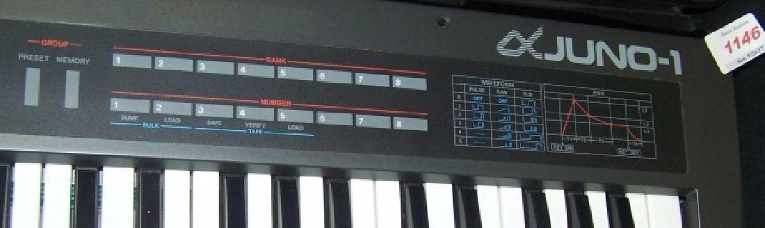 *ROLAND ELECTRONIC KEYBOARD - 4