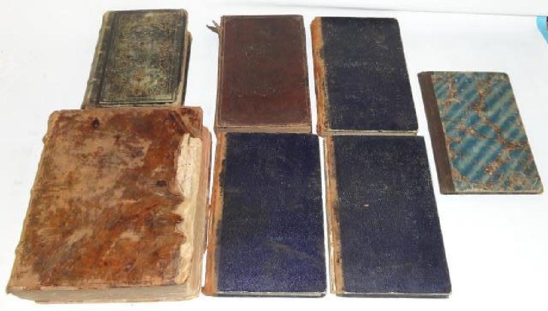 7 JUDAICA RELATED BOOKS