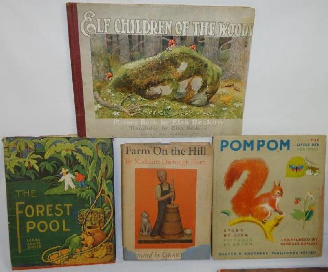 7 CHILDREN'S BOOKS - 2