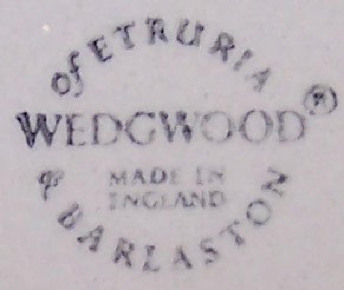*SET OF WEDGWOOD DINNERWARE - 2