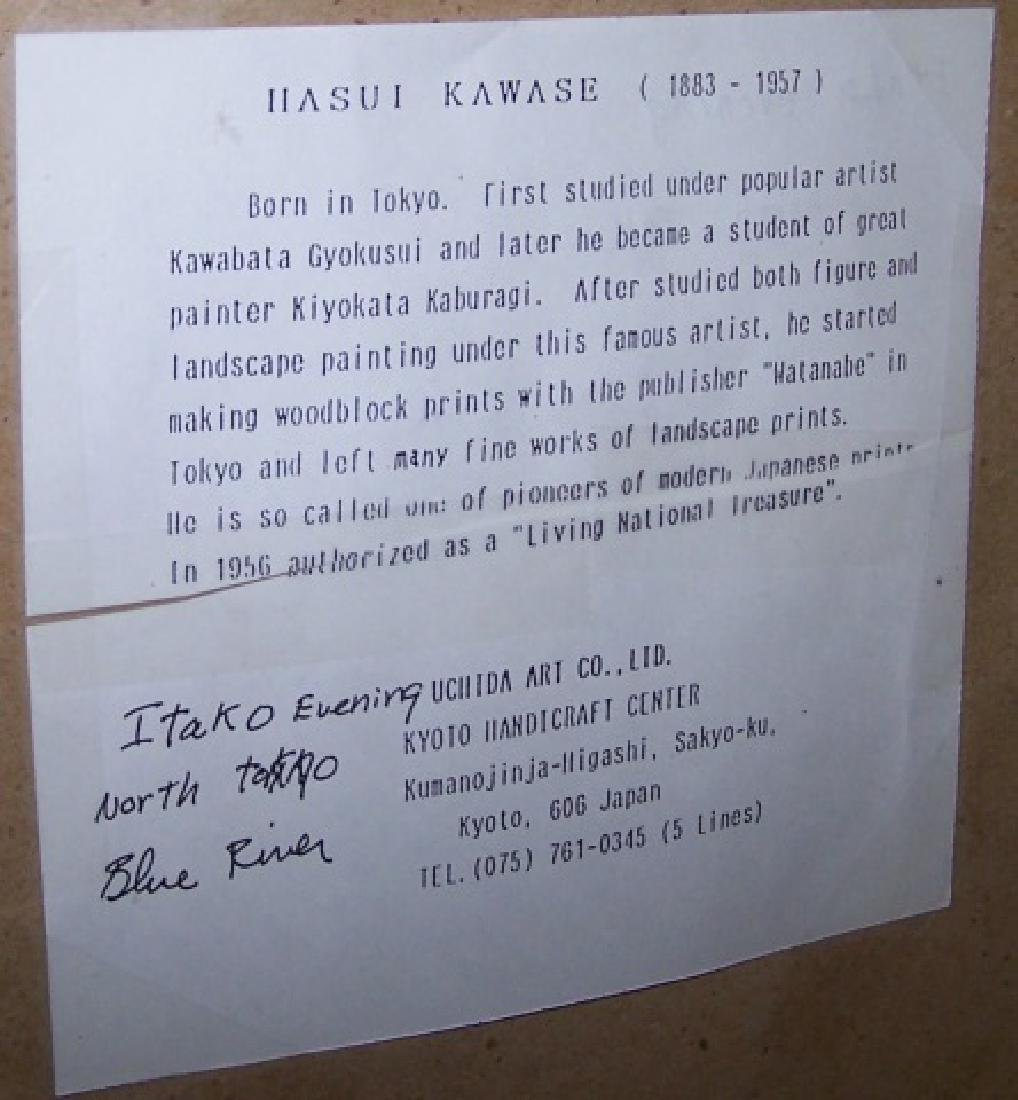 *HASUI, KAWASE - 5
