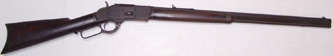 *WINCHESTER MODEL 1873 LEVER ACTION RIFLE