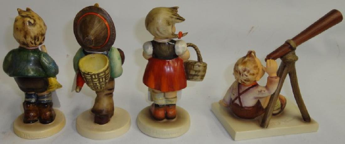 *4 HUMMEL FIGURINES - 2
