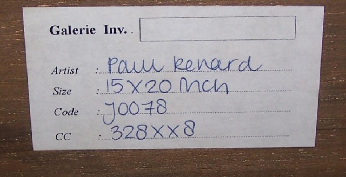 *RENARD, PAUL - 7