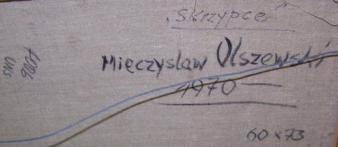 *OLSZEWSKI, MIECZYSLAW - 5