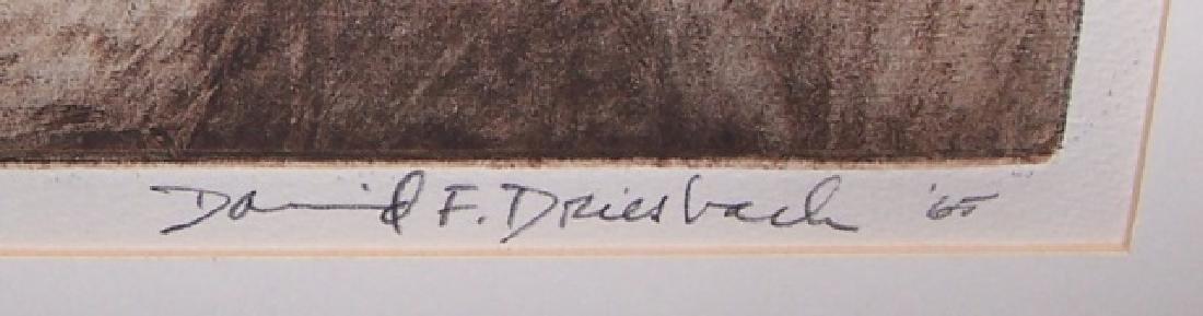 *DRIESBACH, DAVID - 8