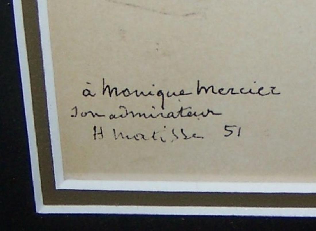 MATISSE, HENRI - 3