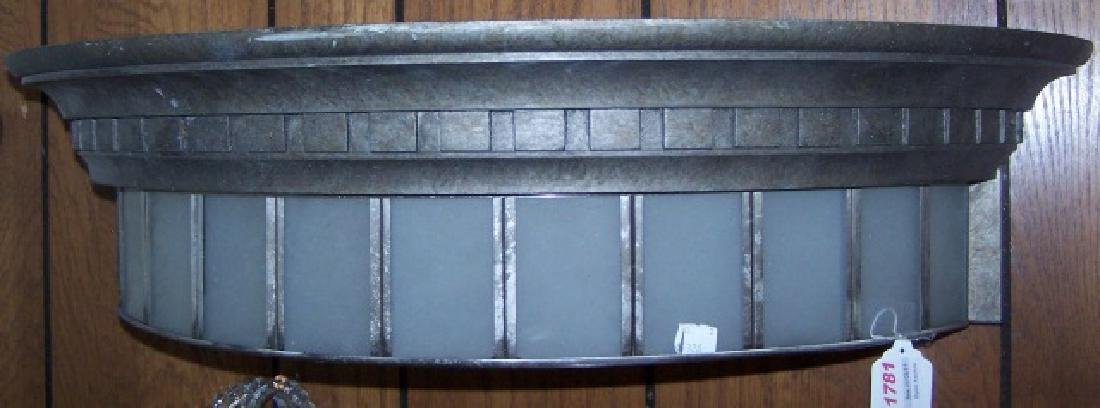 *ARCHITECTURAL STYLE WALL SCONCE