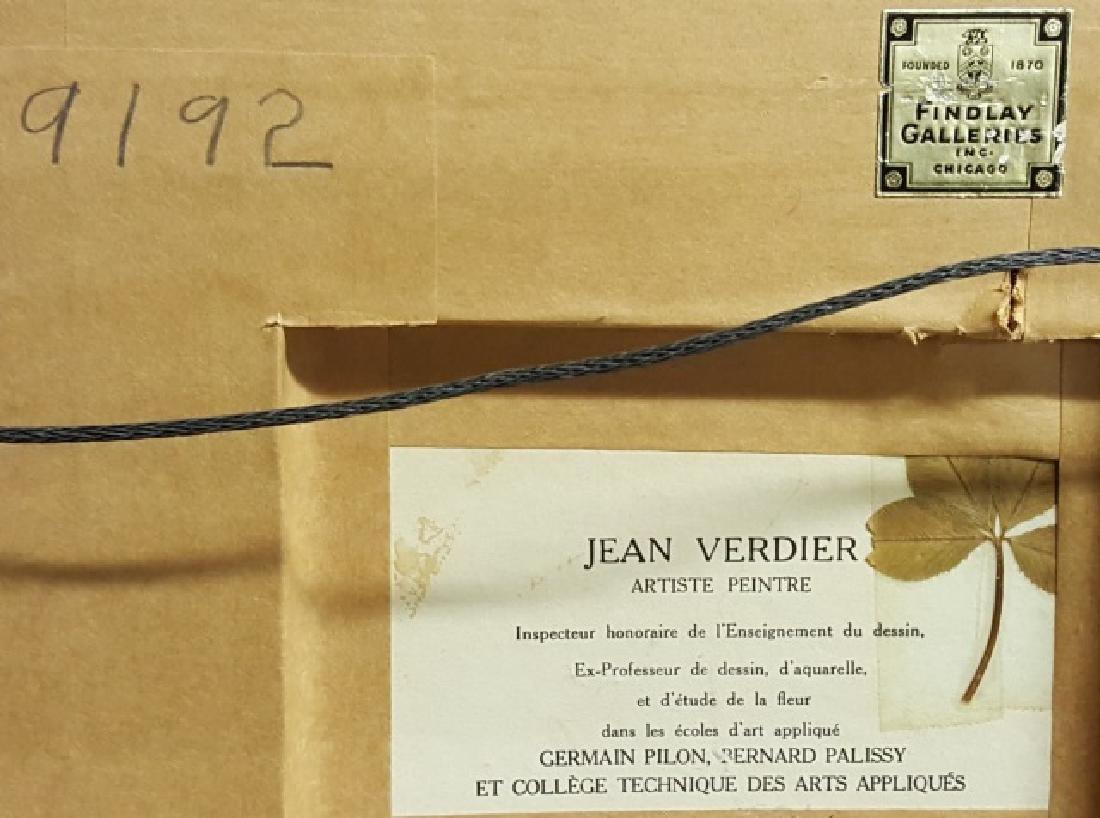 VERDIER, JEAN - 6