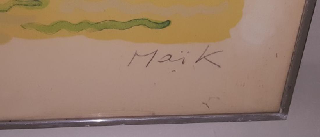 MAIK, HENRI - 4