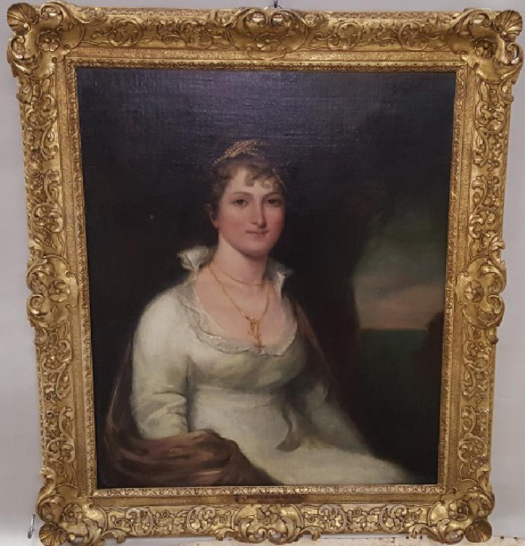 *ATTRIBUTED TO SIR WILLIAM BEECHEY