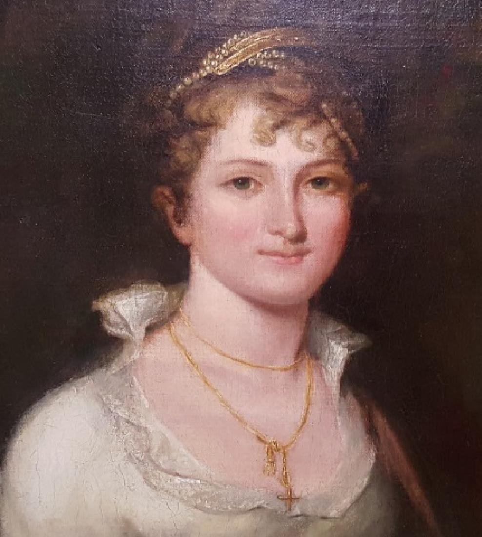 *ATTRIBUTED TO SIR WILLIAM BEECHEY - 3
