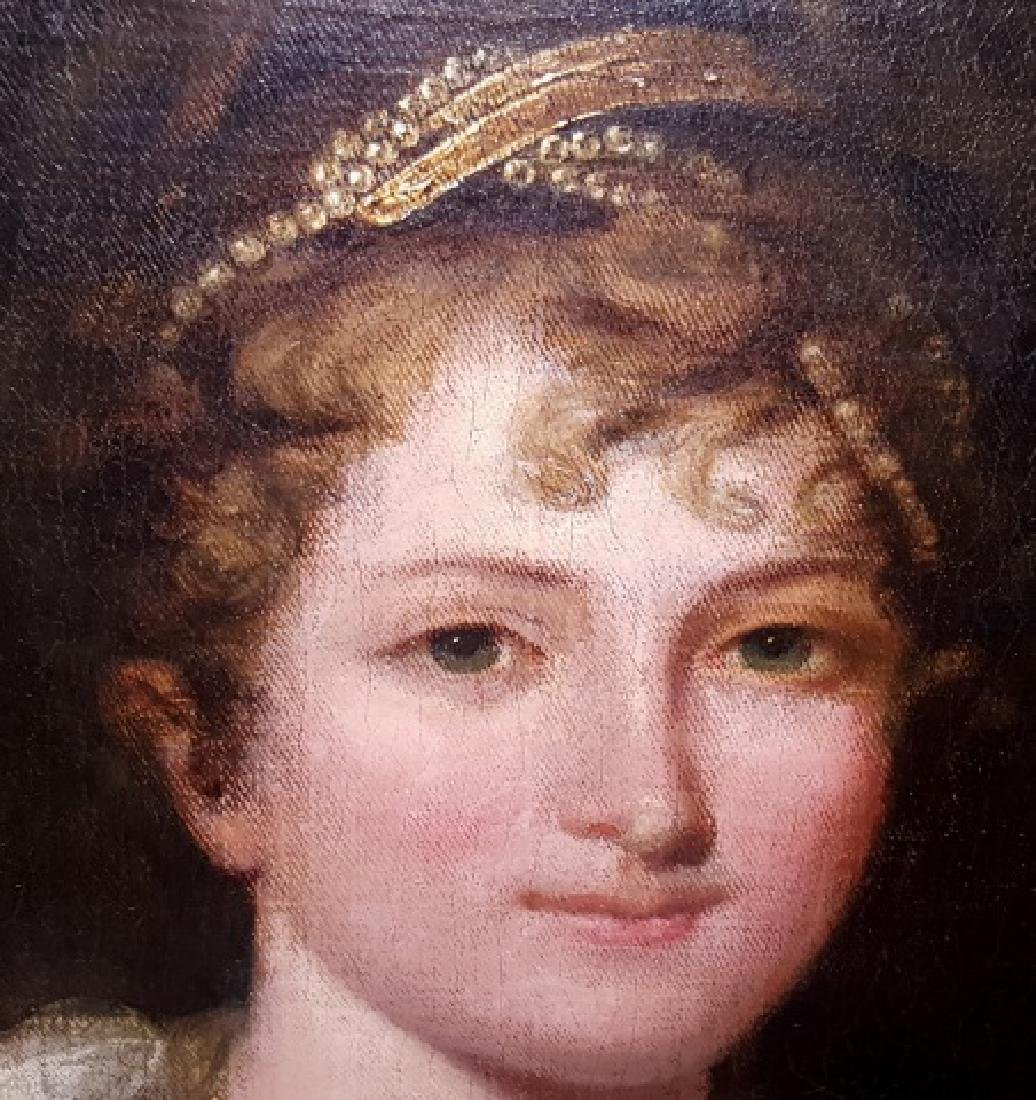*ATTRIBUTED TO SIR WILLIAM BEECHEY - 8