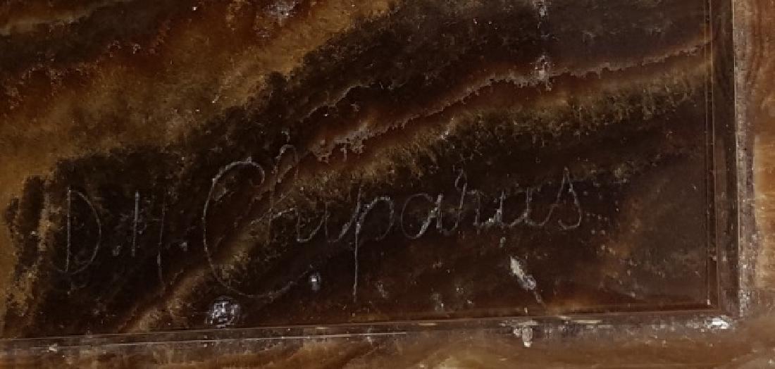 *ART DECO BRONZE SCULPTURE - 7