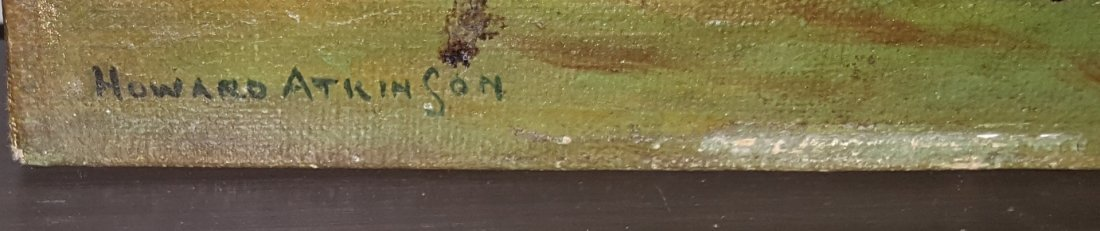 *ATKINSON, HOWARD - 4