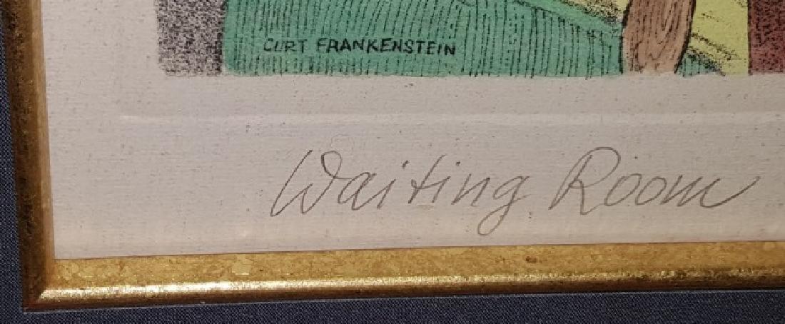 FRANKENSTEIN, CURT - 4