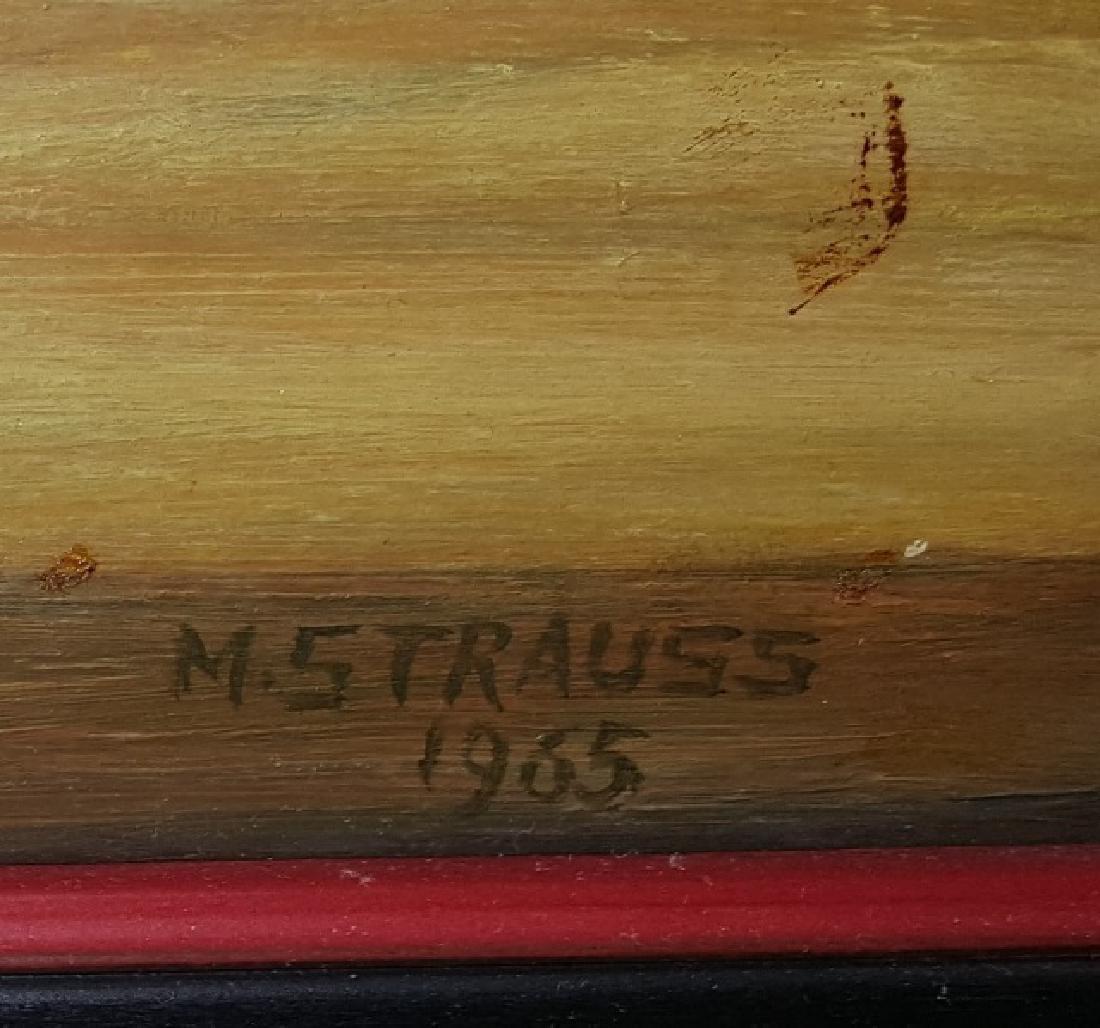 *STRAUSS, MAX - 4