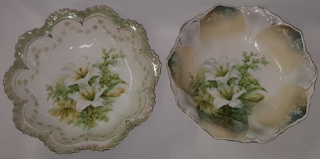 *2 RS PRUSSIA BOWLS