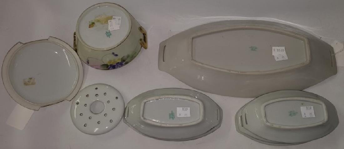 *9 PIECES OF NIPPON PORCELAIN - 3