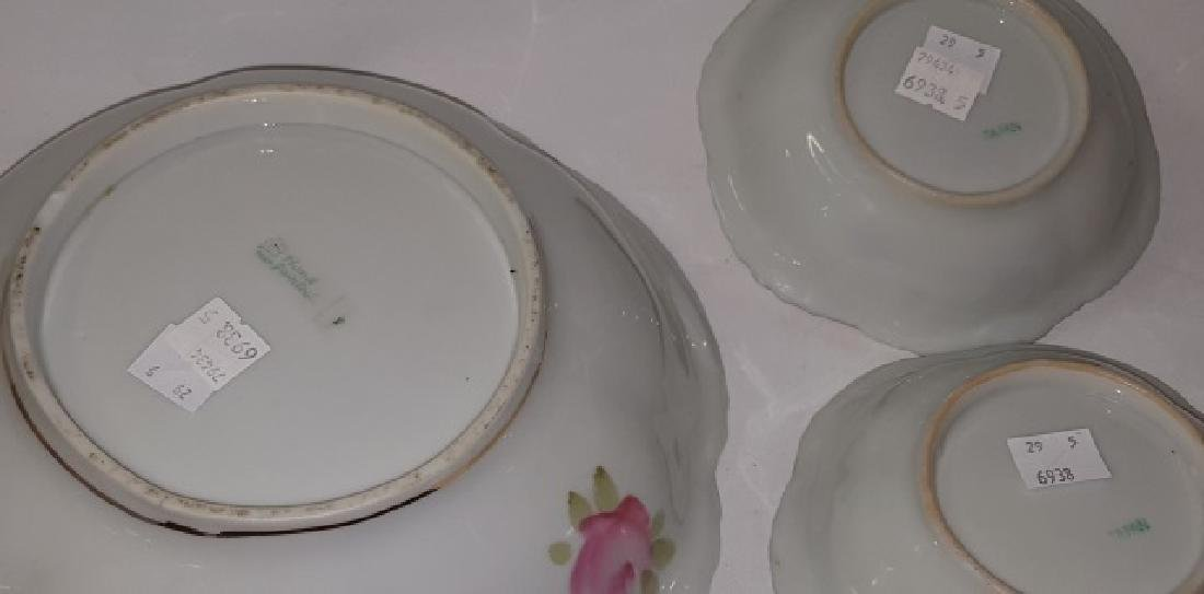 *5-PIECE NIPPON PORCELAIN BERRY SET - 3