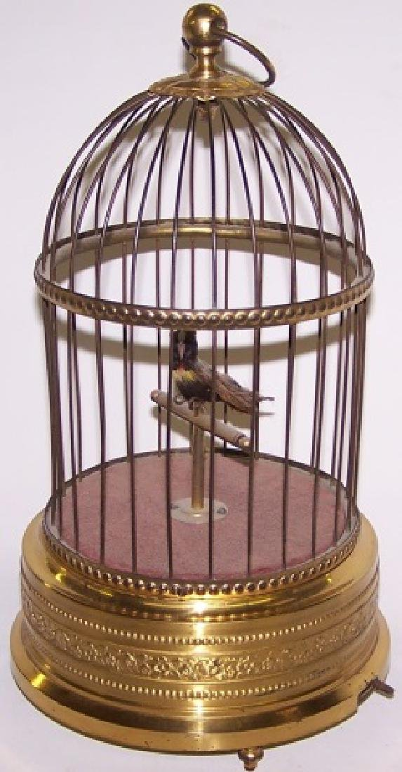 *MUSICAL BIRDCAGE