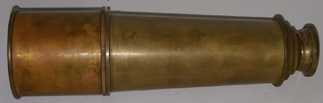 *CAPTAIN'S BRASS SPY GLASS - 2