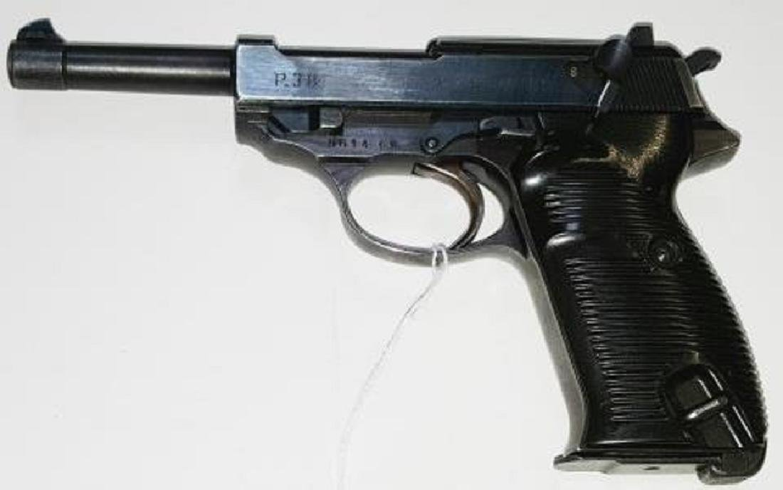 *WALTHER P. 38 PISTOL