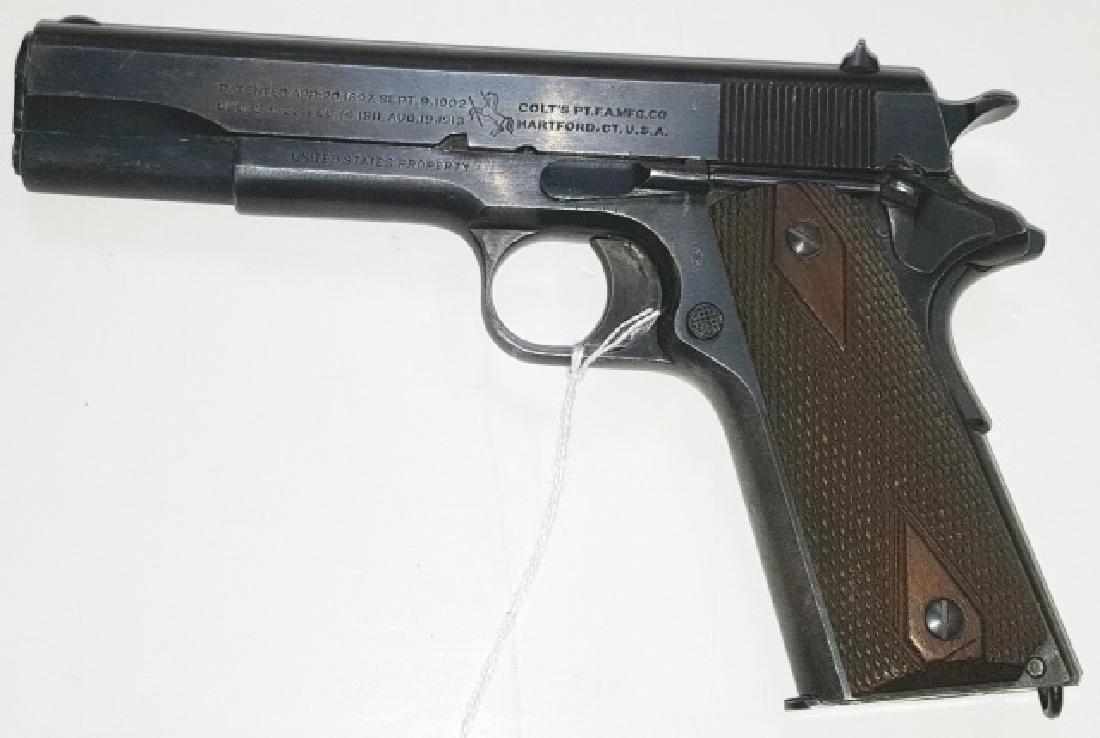 *COLT M1911 SEMI-AUTOMATIC PISTOL