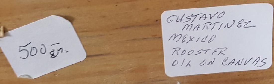 *MARTINEZ, GUSTAVO - 6