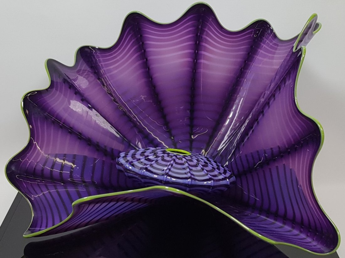 *DALE CHIHULY ART GLASS SCULPTURE