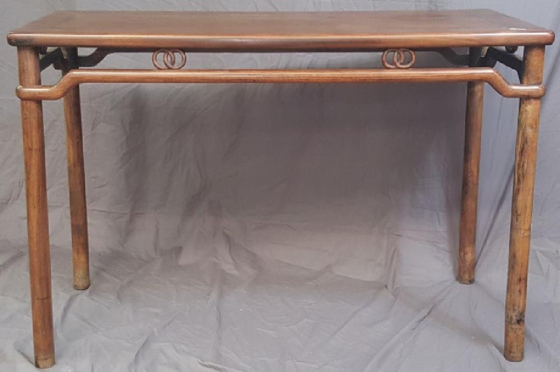 *CHINESE CONSOLE TABLE - 2