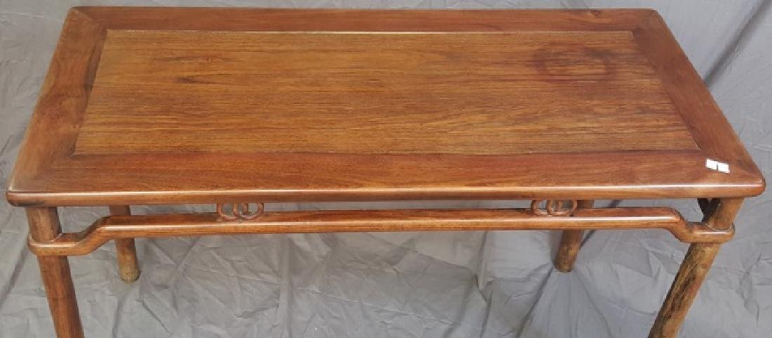 *CHINESE CONSOLE TABLE - 4