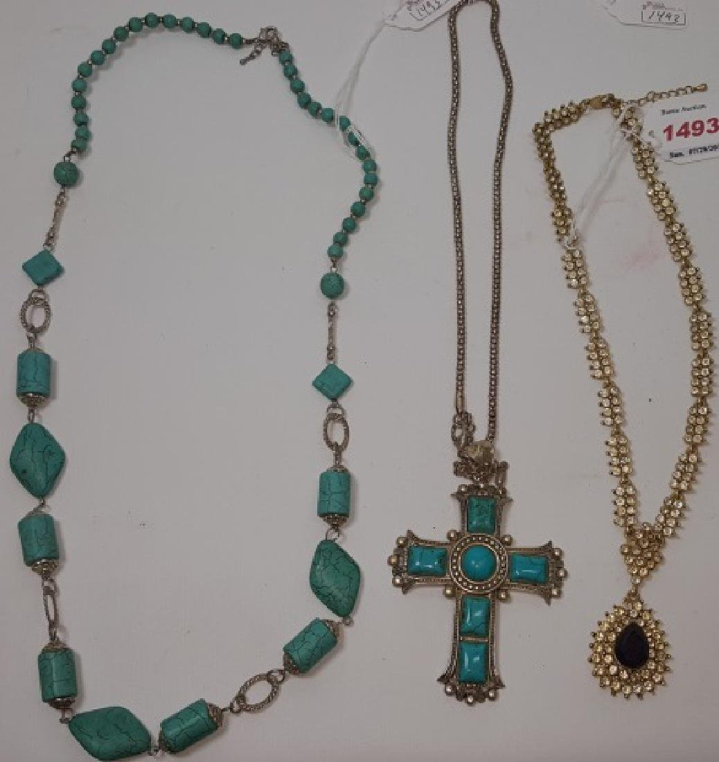 3 PIECES OF CHINESE JEWELRY