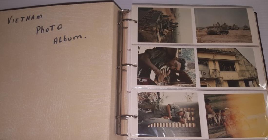 *LARGE ALBUM OF VIETNAM PHOTOS
