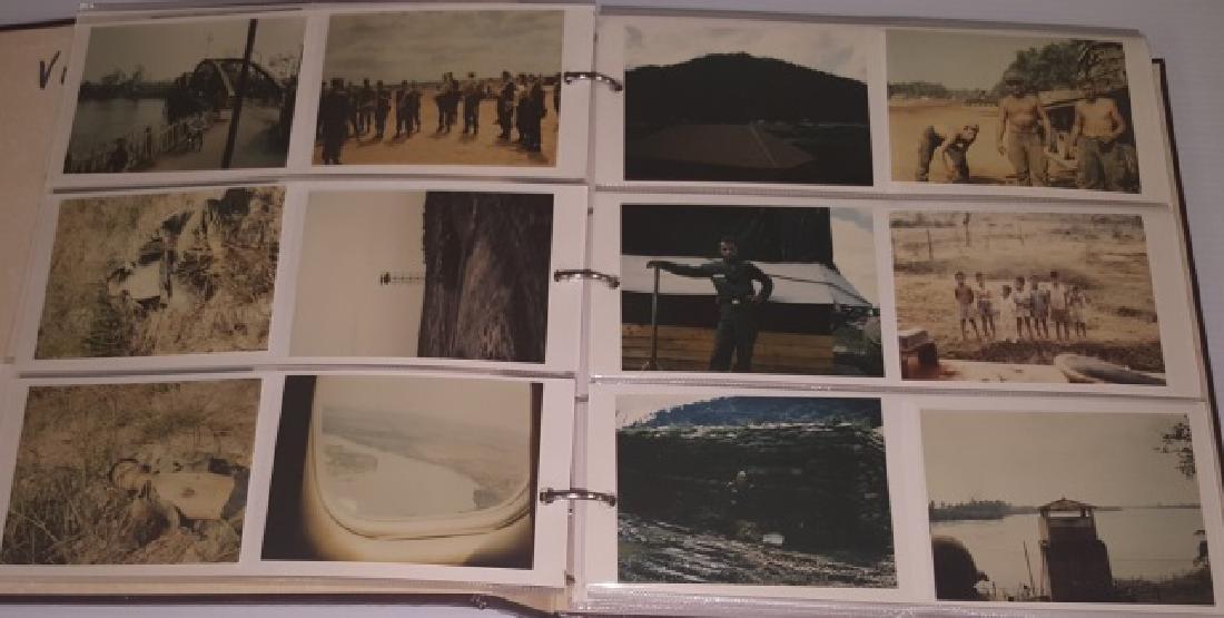 *LARGE ALBUM OF VIETNAM PHOTOS - 2