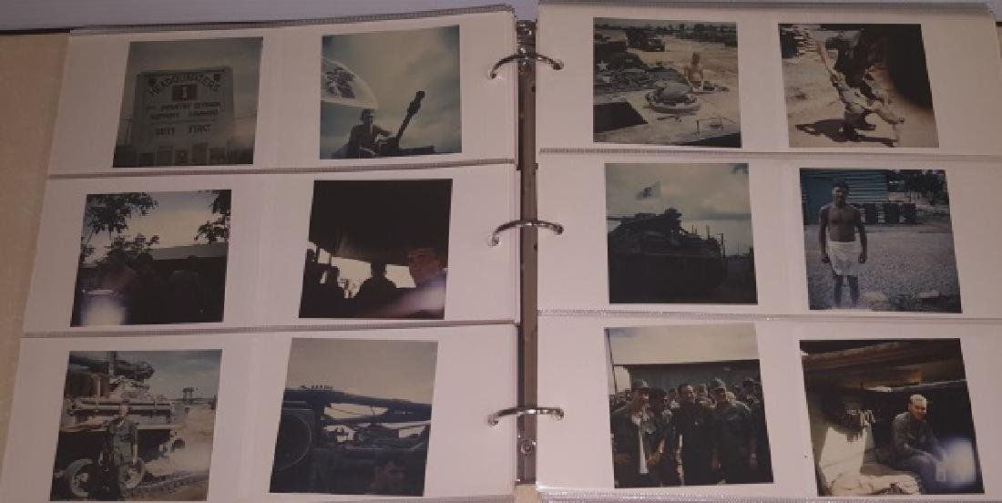 *LARGE ALBUM OF VIETNAM PHOTOS - 4