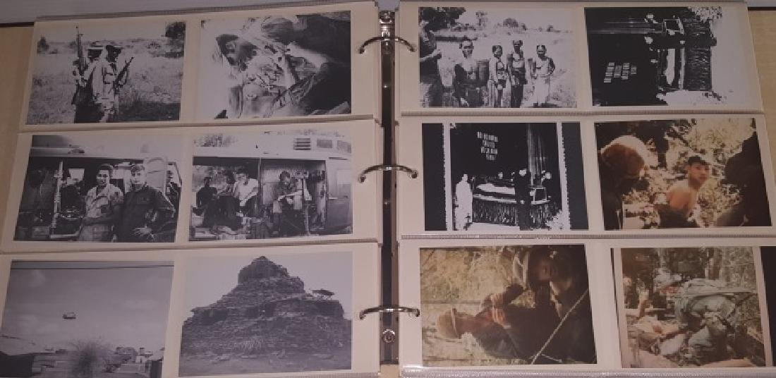 *LARGE ALBUM OF VIETNAM PHOTOS - 6