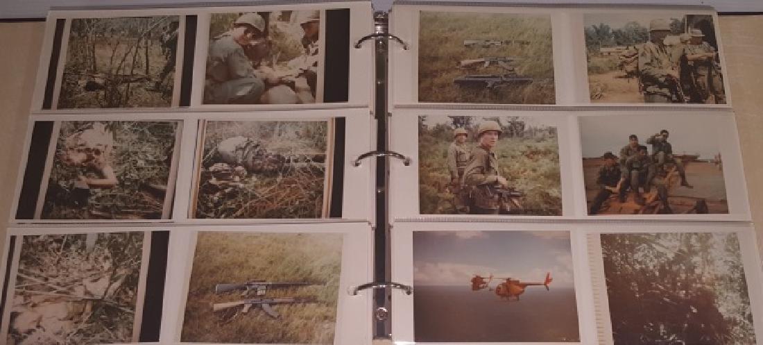 *LARGE ALBUM OF VIETNAM PHOTOS - 7
