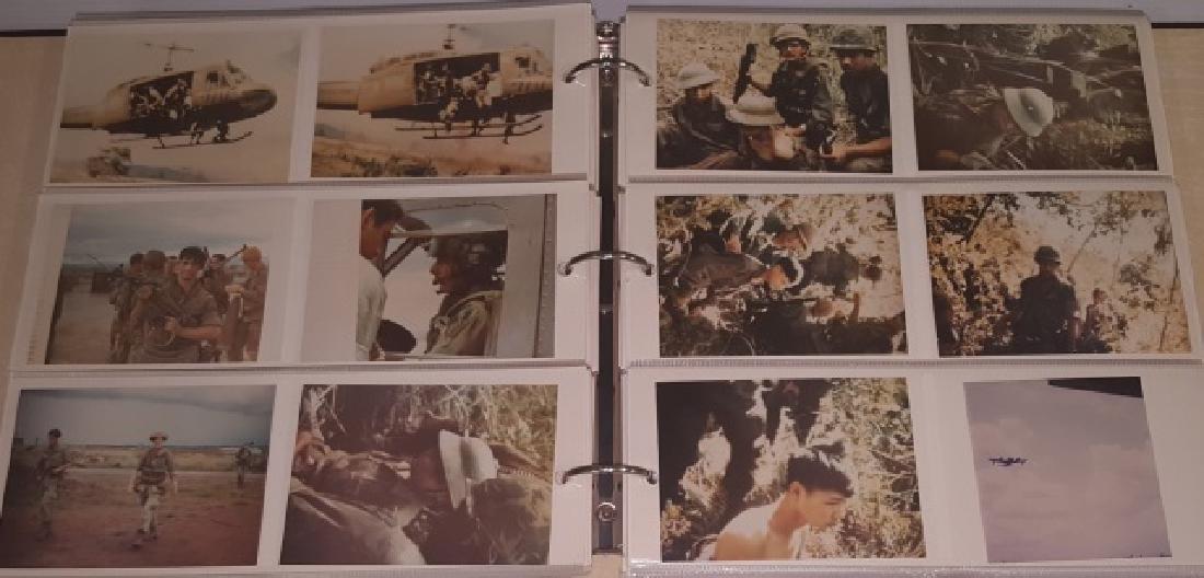 *LARGE ALBUM OF VIETNAM PHOTOS - 8