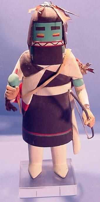 2003: ***CHAKAINA KACHINA - CARVED BY SIDNY SEKAKUKU| C