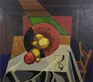 *STYLE OF GEORGES BRAQUE