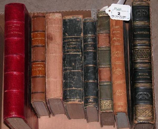 2: ***STERN, D-NELIDA  Paris 1846 (1st edit), half leat
