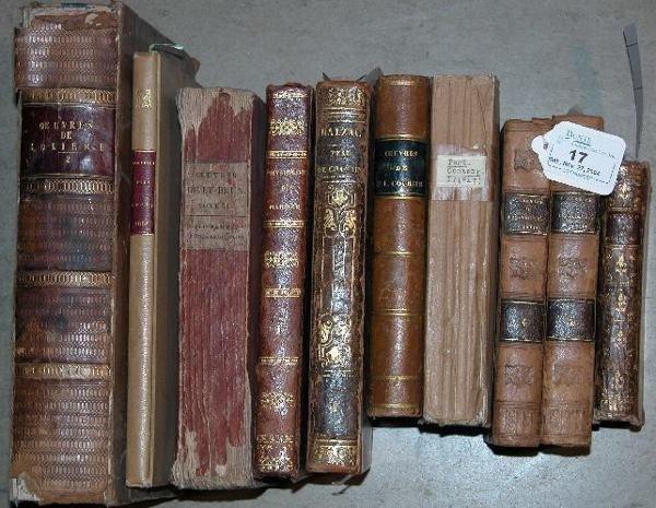 17: ***DESPREAUX-OEUVRES  Paris 1768, full leather; wit