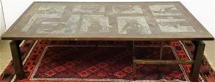 "*PHILIP & KELVIN LAVERNE ""MEDICI"" TABLE"