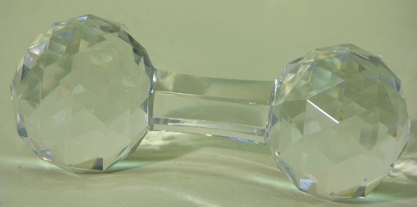 2023: ***HAWKES CRYSTAL KNIFE REST| CONDITION: Very goo