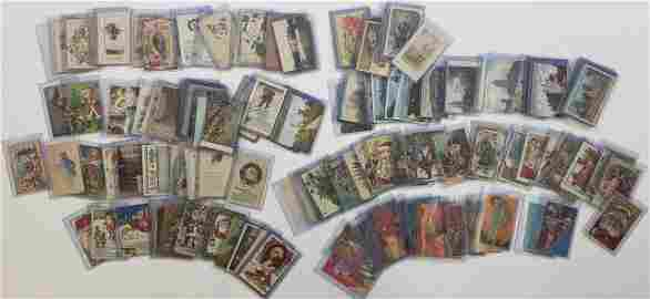 APPROXIMATELY 150 MISCELLANEOUS POSTCARDS