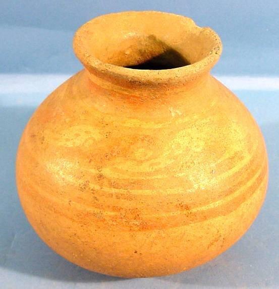 3007: COSTA RICAN PRE-COLUMBIAN POTTERY| Polychrome pai