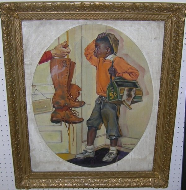 1312: ***AFTER NORMAN ROCKWELL